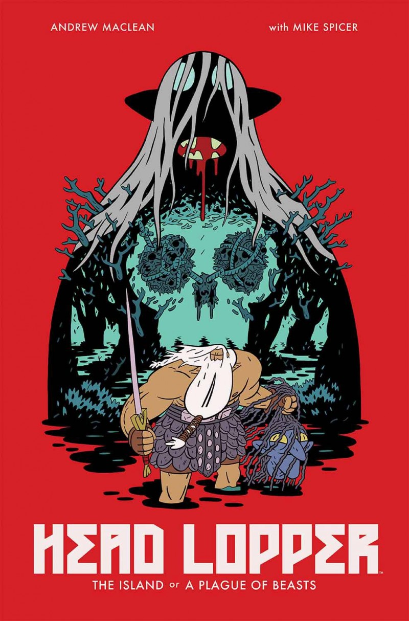 Head Lopper TP V1 Island or a Plague of Beasts