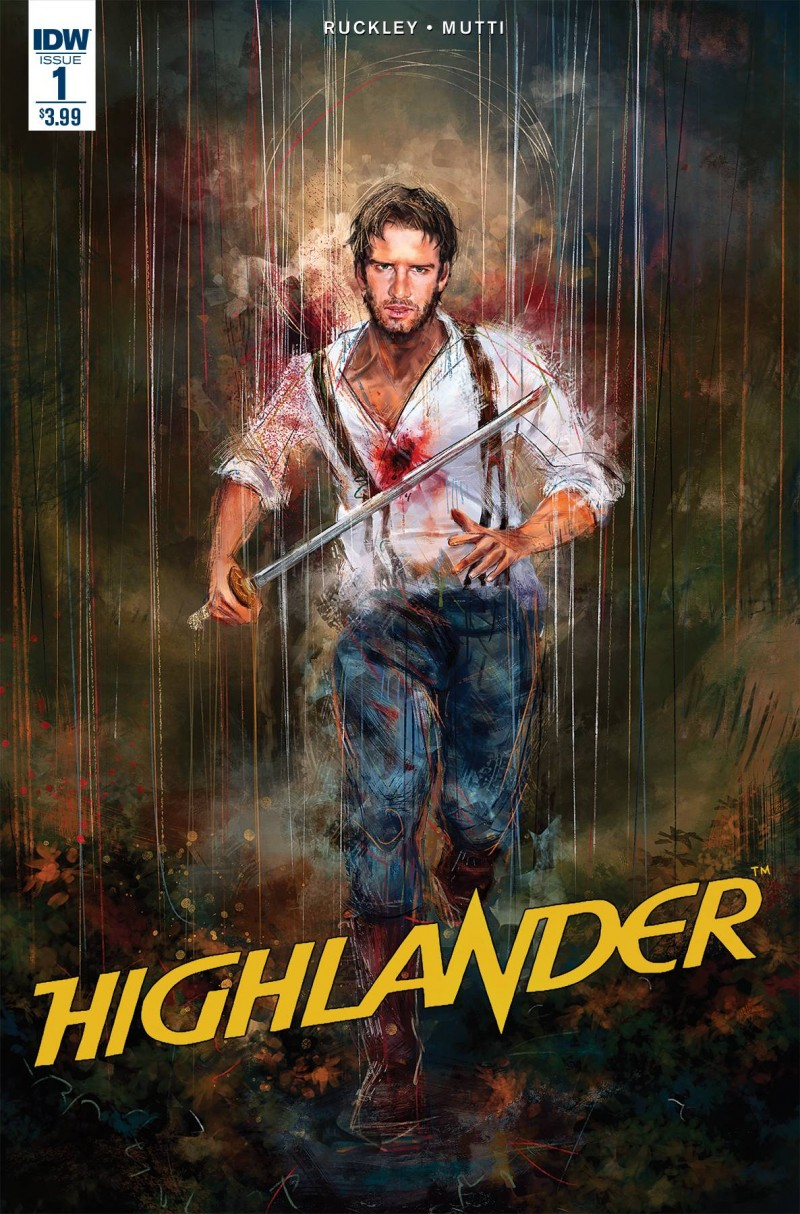 Highlander American Dream #1 CVR B