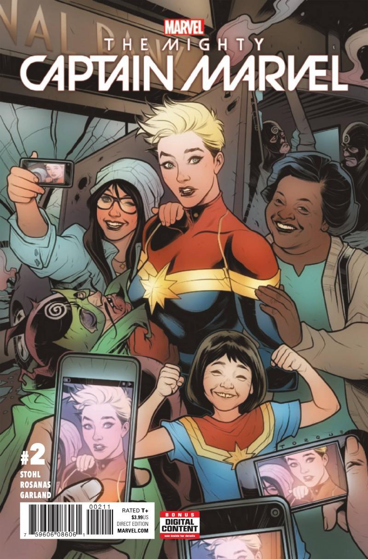 Mighty Captain Marvel #2