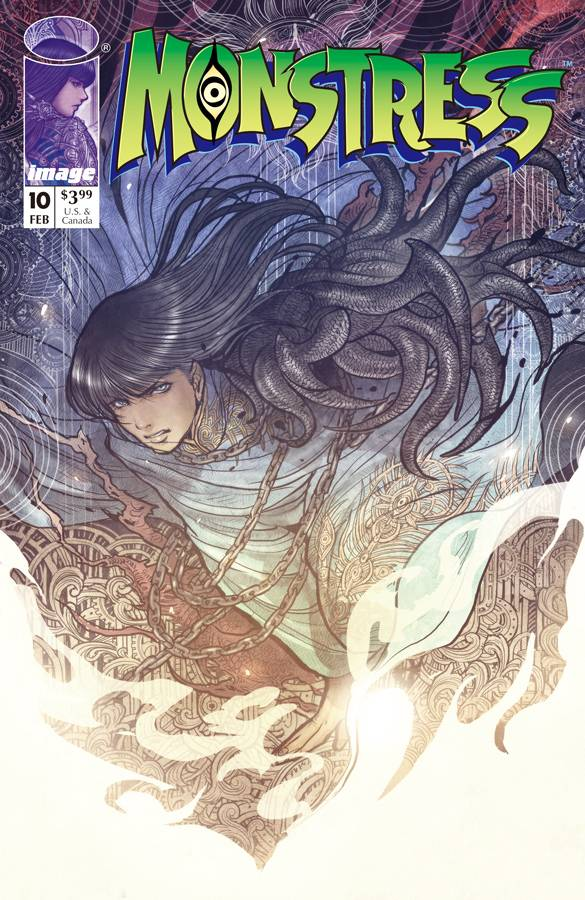 Monstress #10 CVR B Image Tribute