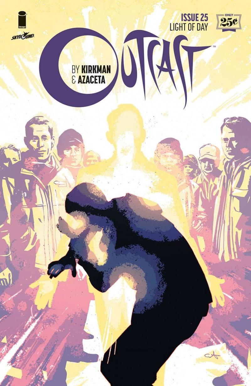 Outcast #25