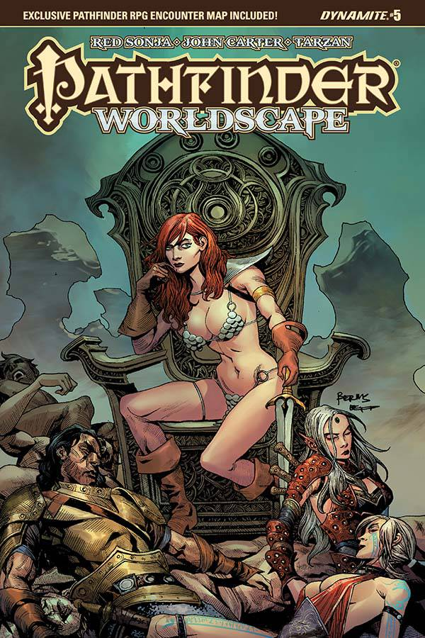 Pathfinder Worldscape #5