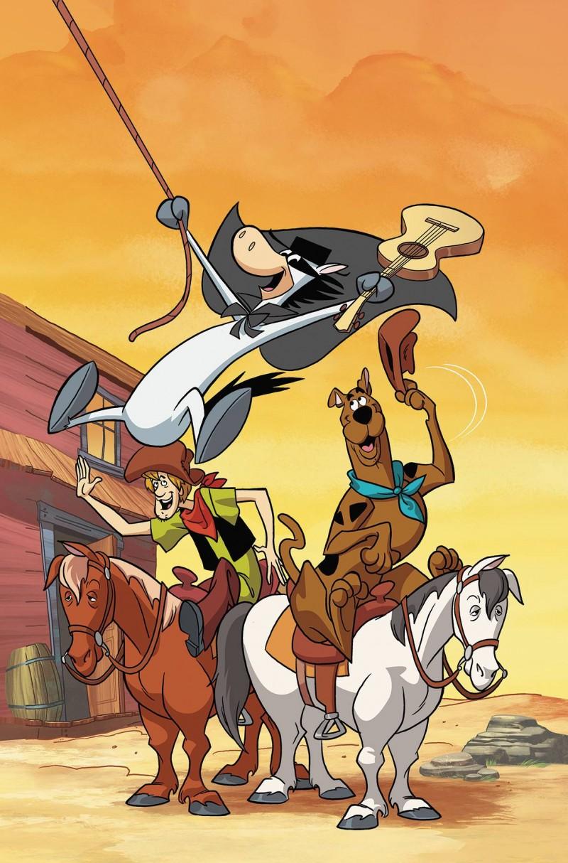 Scooby Doo Team Up #23