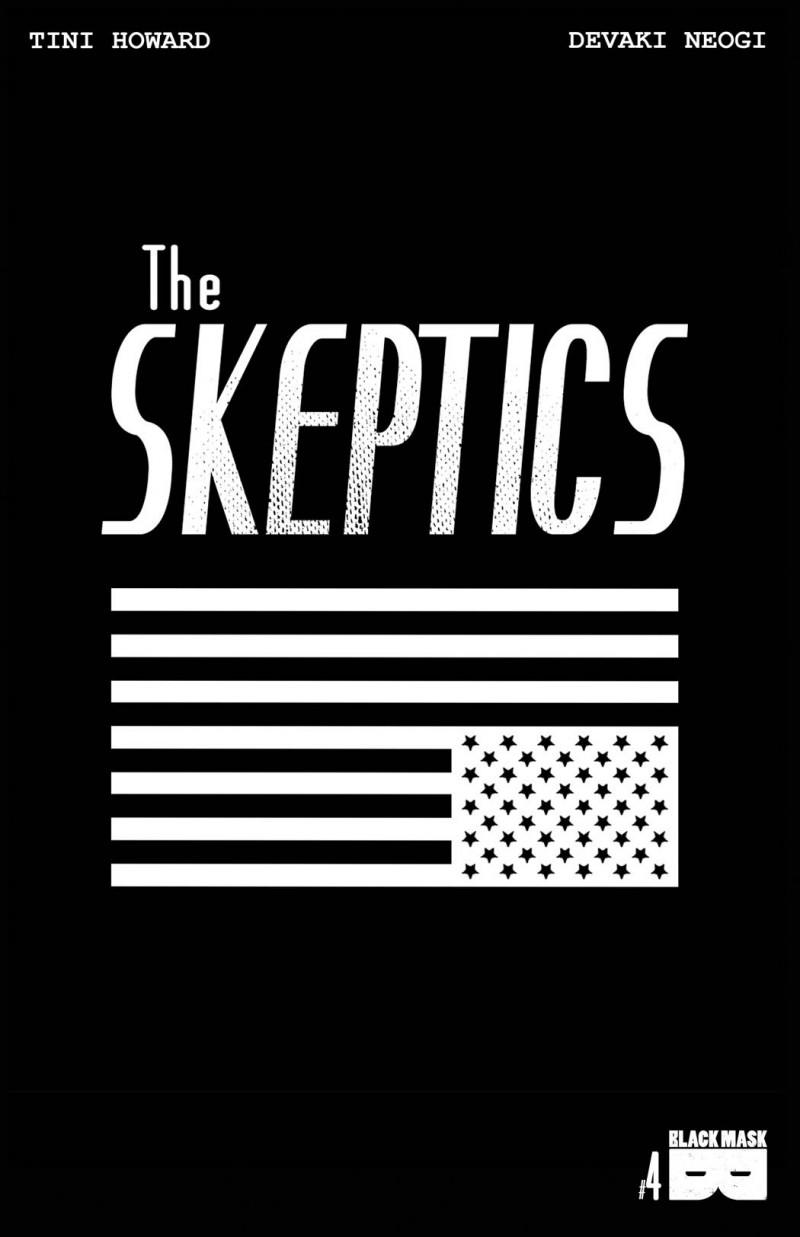 Skeptics #4