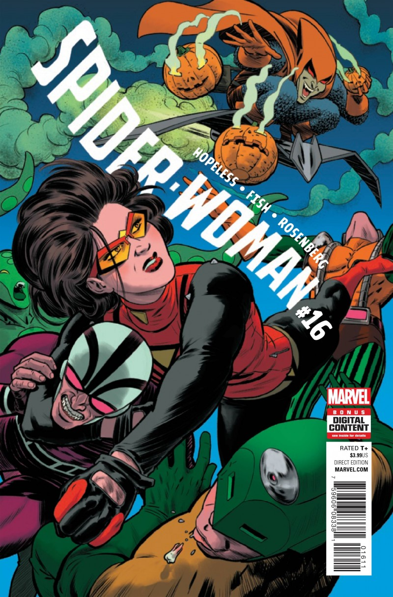 Spider-Woman V6 #16