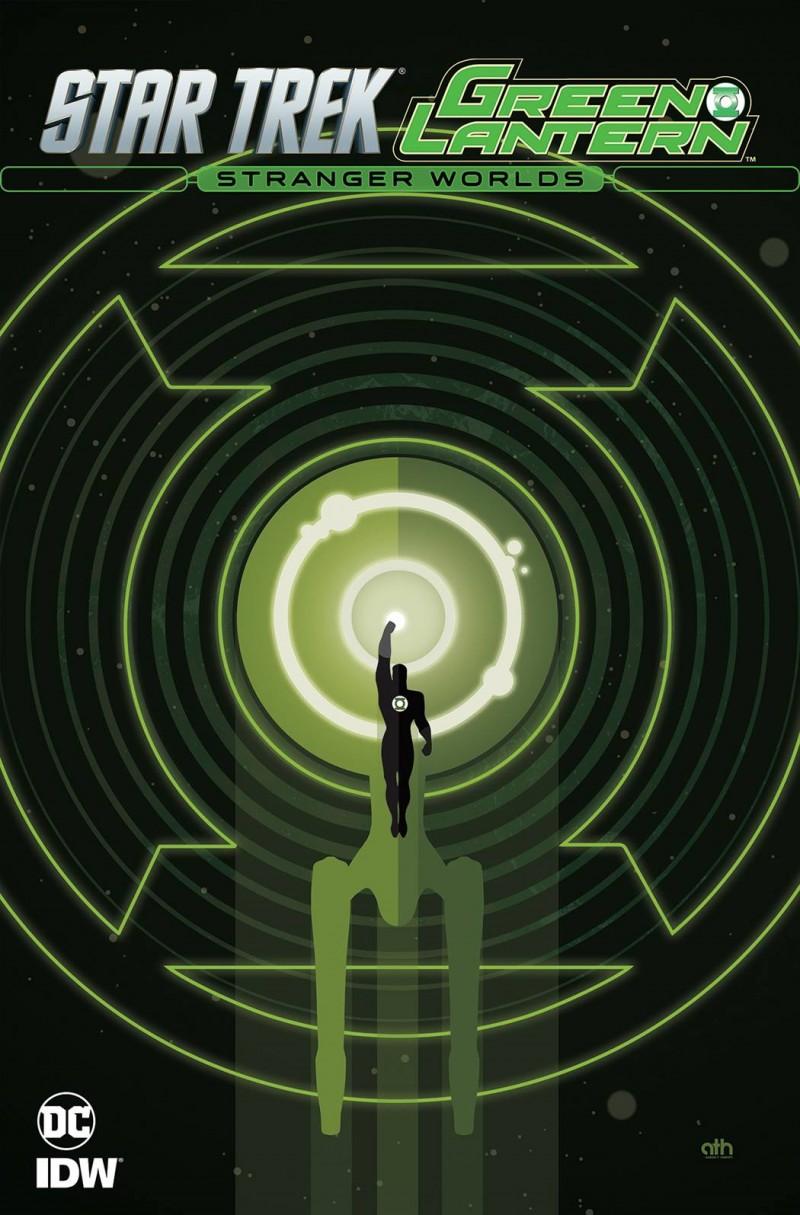 Star Trek Green Lantern V2 #3 CVR A