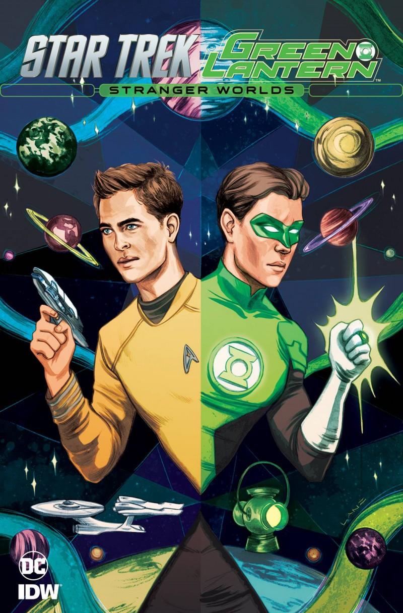 Star Trek Green Lantern V2 #3 CVR B