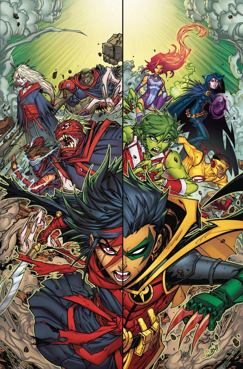 Teen Titans V6 #5 CVR A