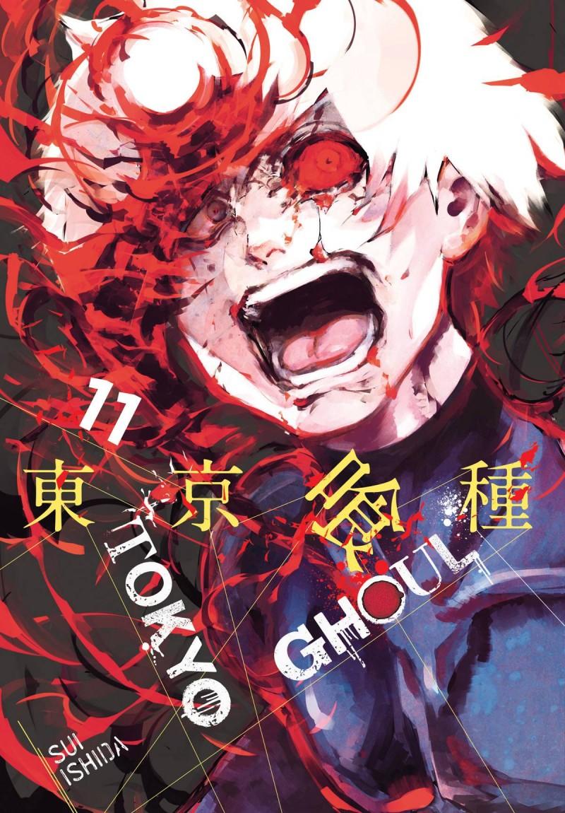 Tokyo Ghoul GN V11