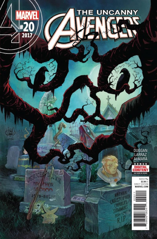 Uncanny Avengers V3 #20