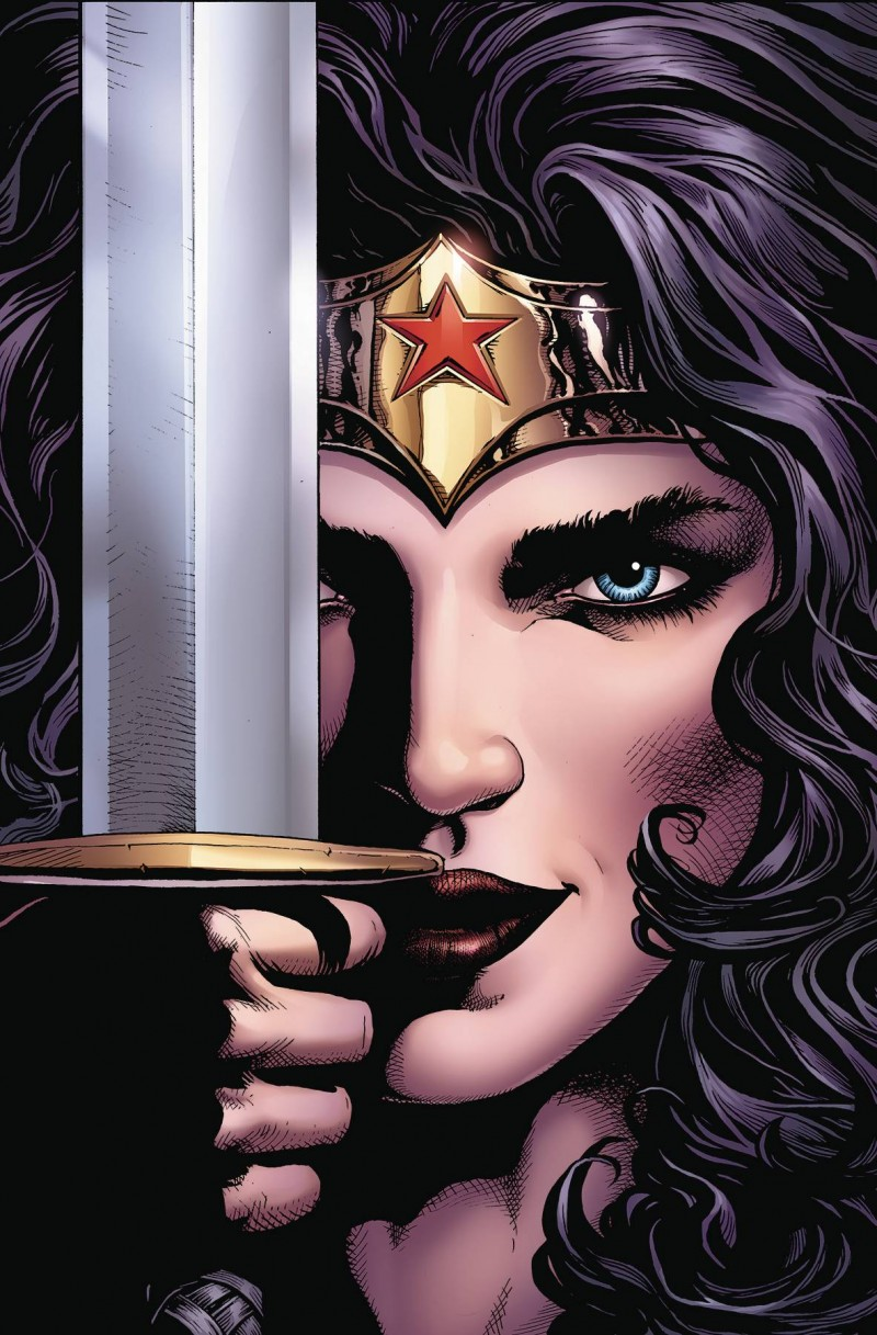 Wonder Woman TP Rebirth V1 the Lies