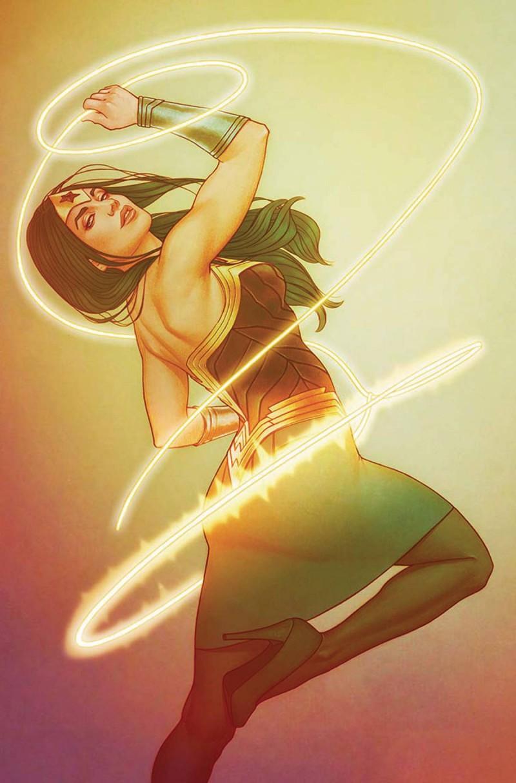 Wonder Woman V5 #17 CVR B
