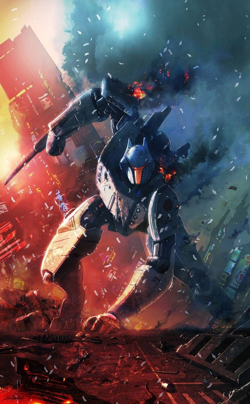 Pacific Rim TP Tales from the Drift