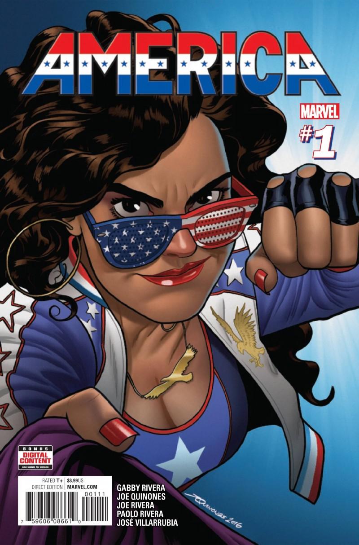 America V2 #1