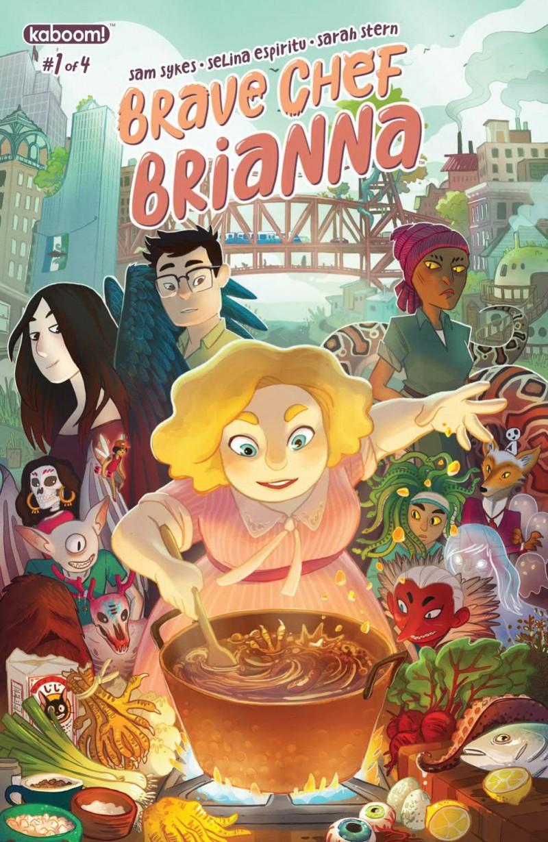 Brave Chef Brianna #1