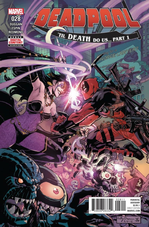 Deadpool V5 #28