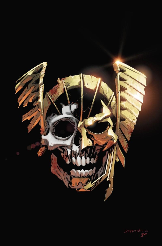 Death of Hawkman #6 CVR A