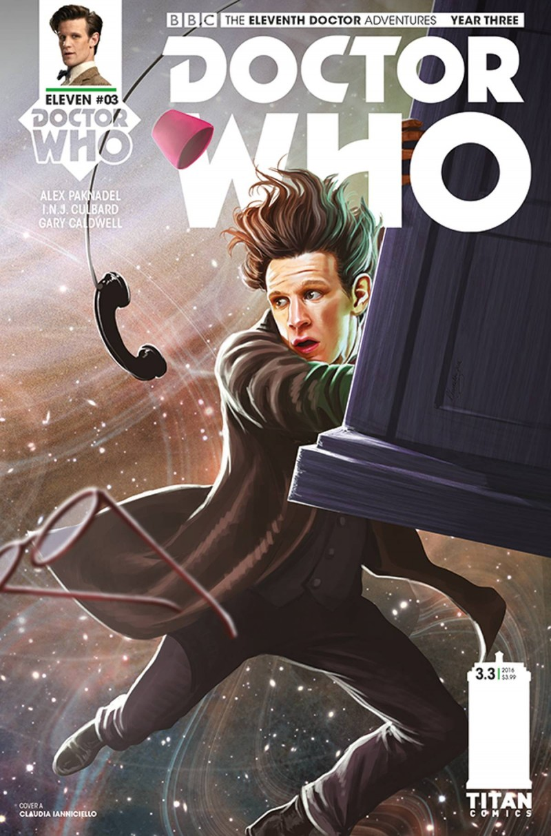 Dr Who 11th Year Three #3 CVR A