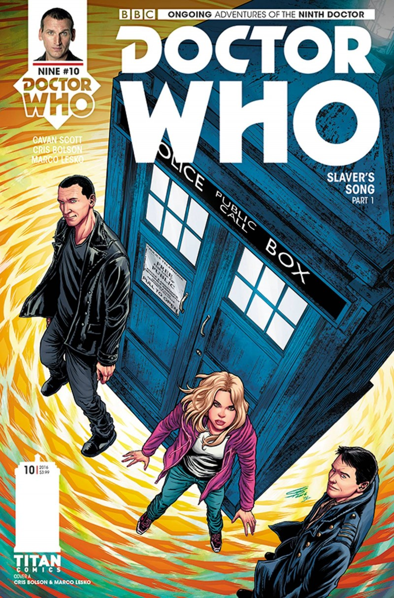 Dr Who 9th #10