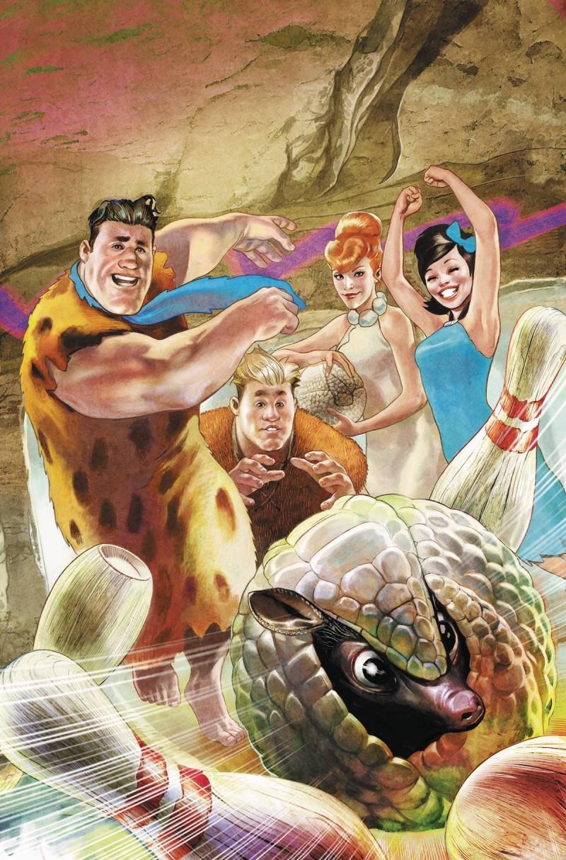 Flintstones V2 #9 CVR A