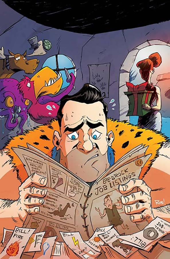 Flintstones V2 #9 CVR B