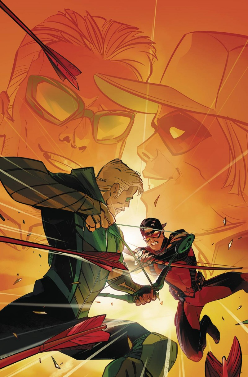 Green Arrow V7 #18 CVR A
