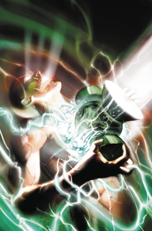 Green Lanterns #18 CVR A