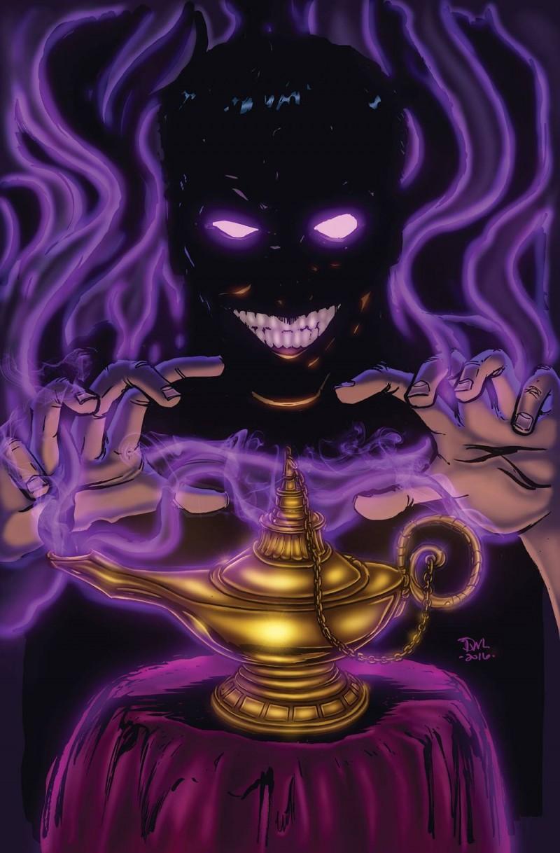 Grimm Fairy Tales V2 #3 CVR D Leister