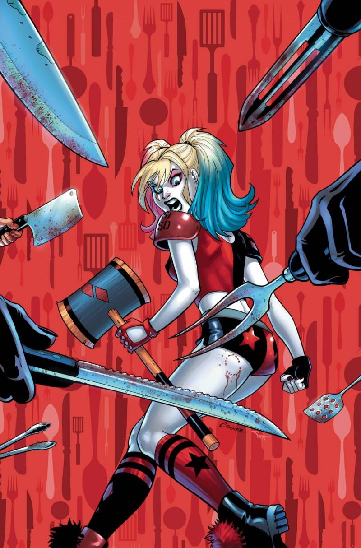 Harley Quinn V3 #15 CVR A