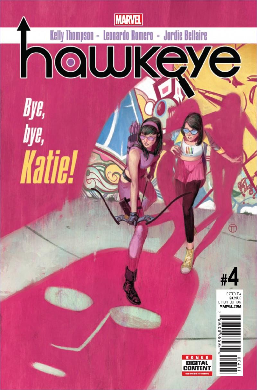 Hawkeye V6 #4
