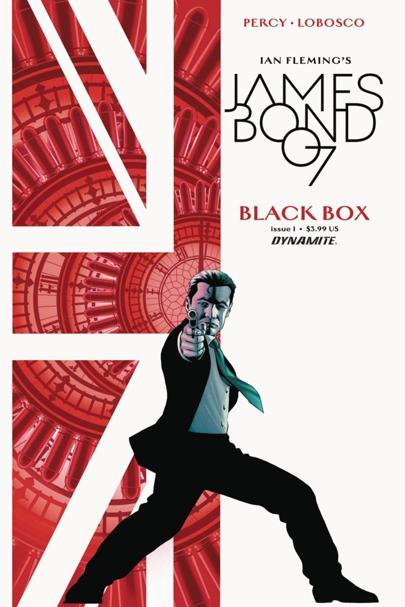 James Bond V2 #1