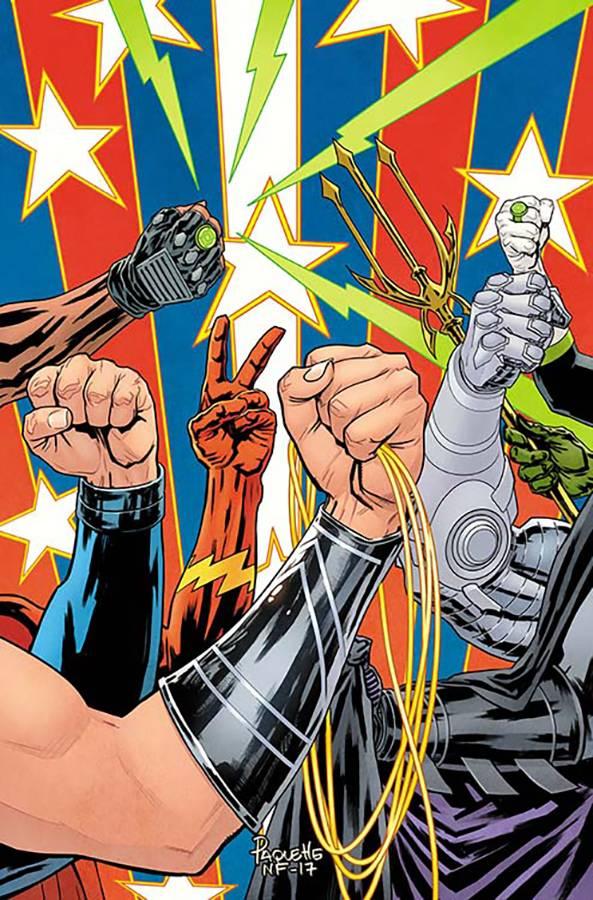 Justice League V2 #16 CVR B