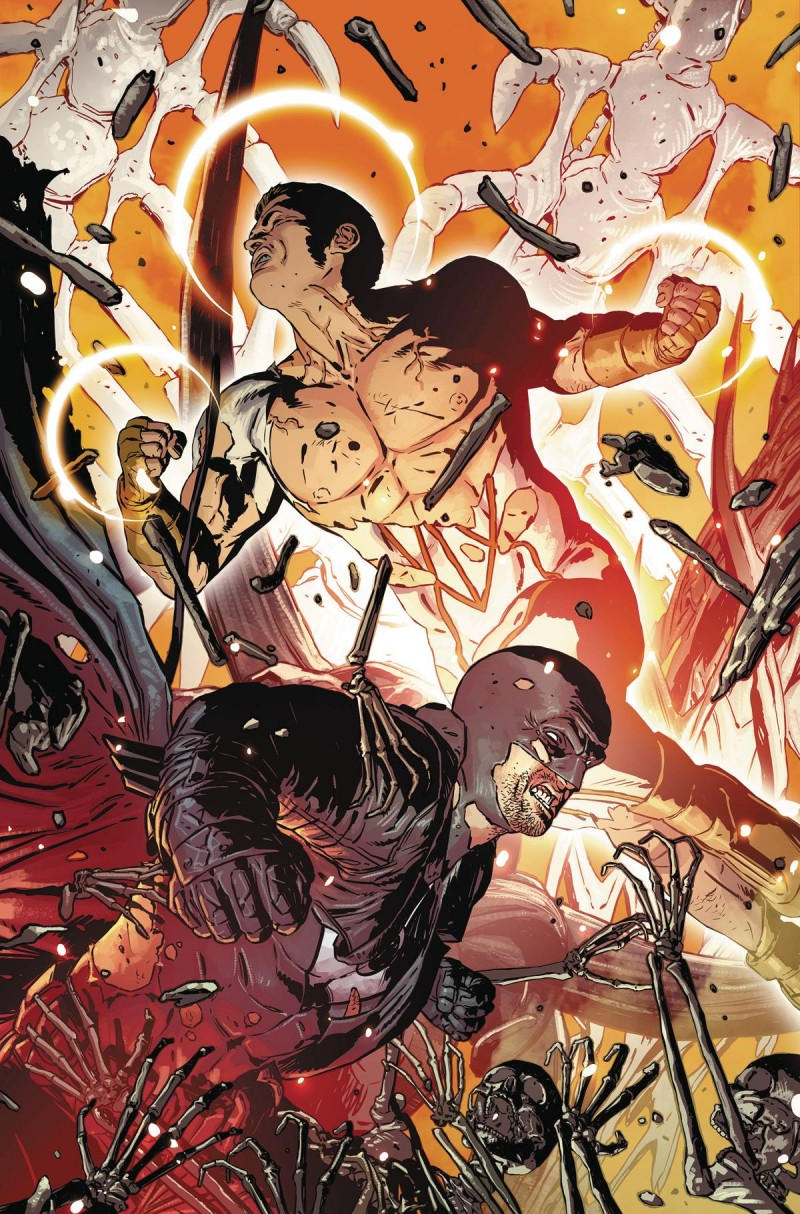 Midnighter and Apollo #6