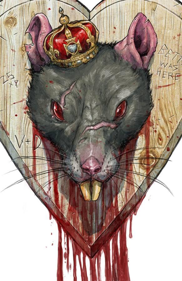 Rat Queens V2 #1 CVR B