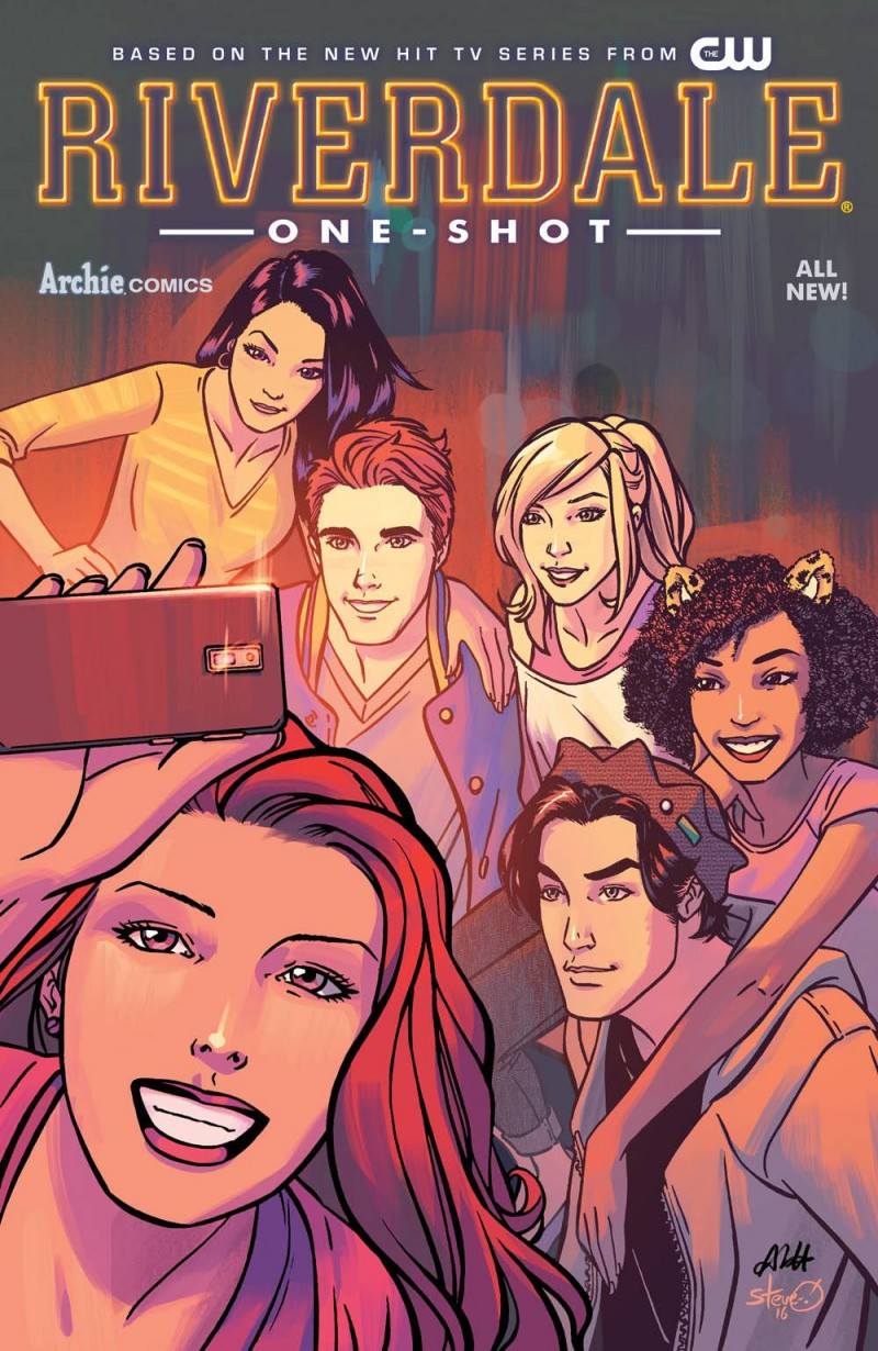 Riverdale One-Shot CVR A Martinez