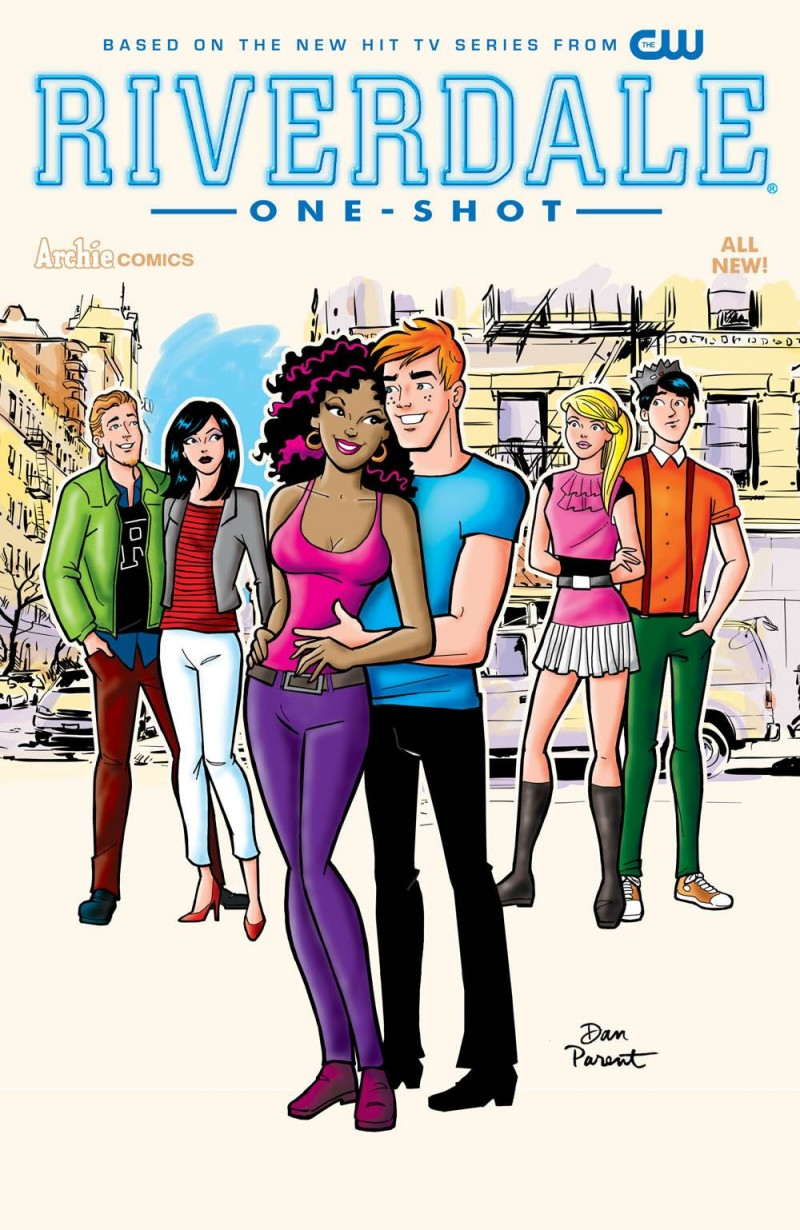 Riverdale One-Shot CVR G Parent