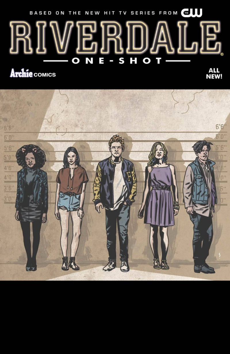 Riverdale One-Shot CVR I MD Smith