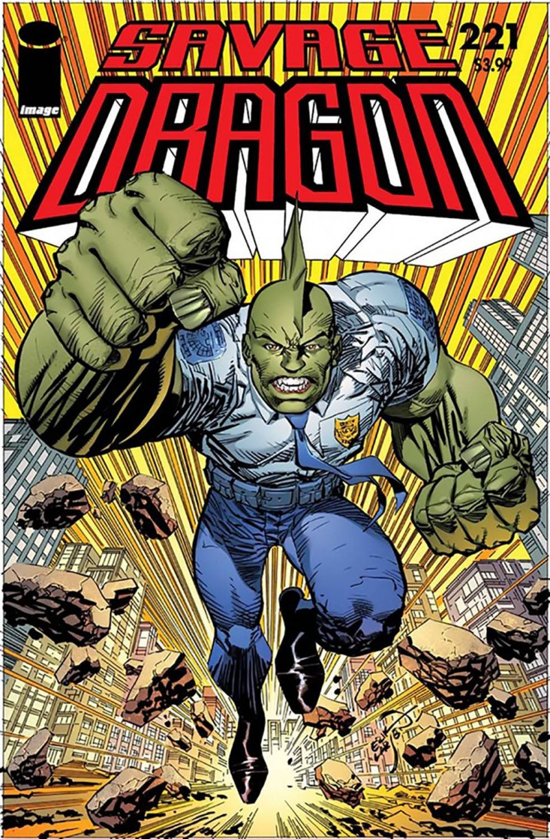 Savage Dragon V2 #221