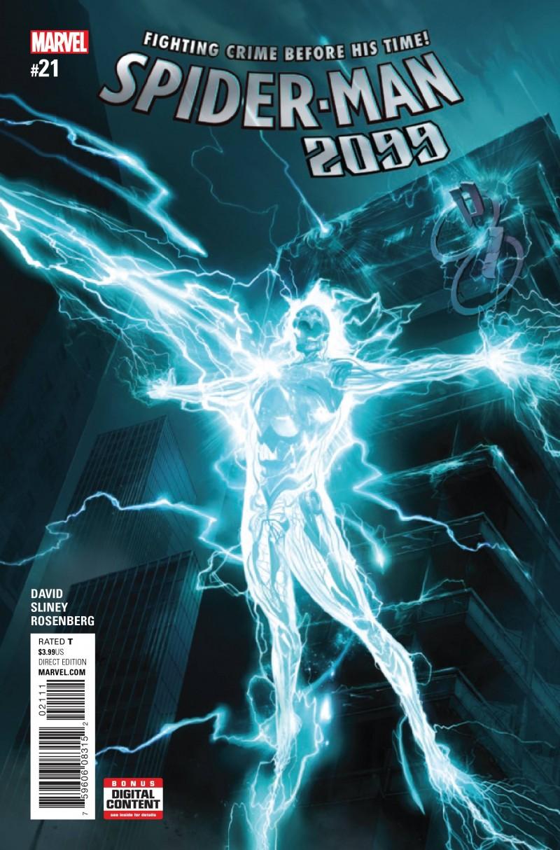 Spider-Man 2099 V3 #21
