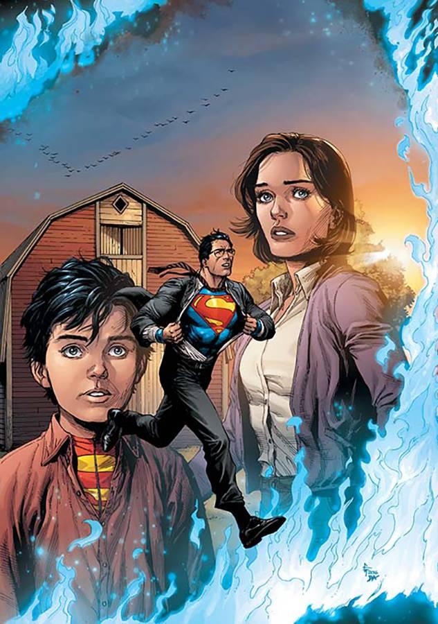 Superman V4 #18 CVR B
