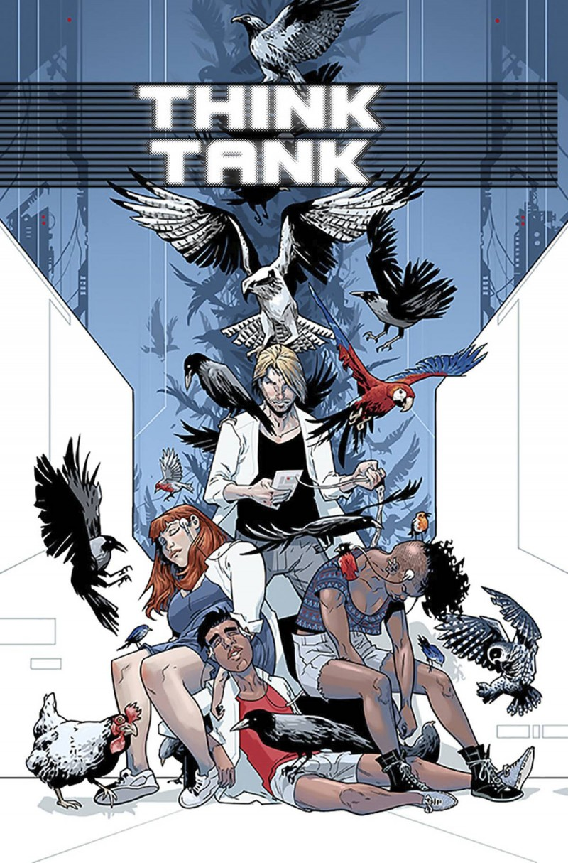 Think Tank V2 #1