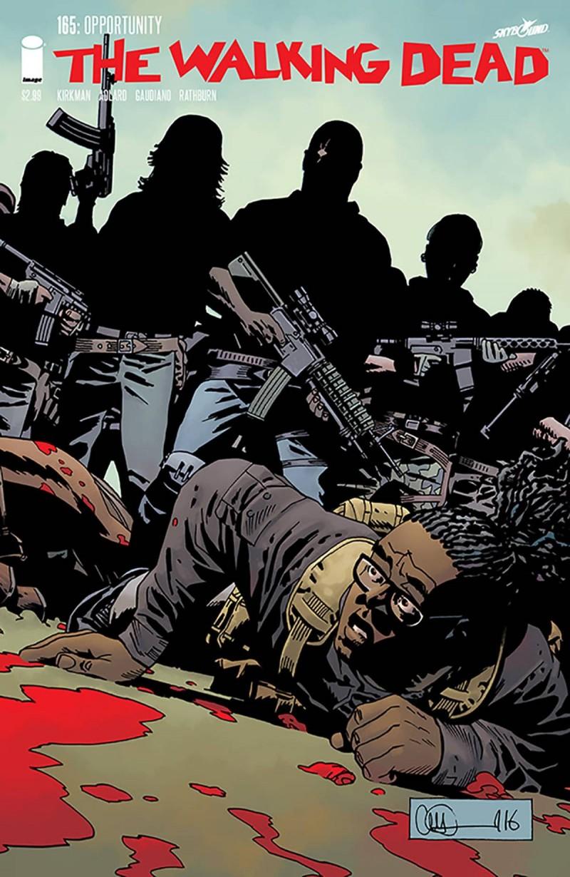 Walking Dead #165