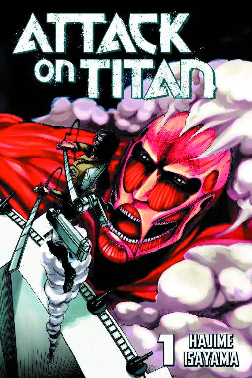 Attack on Titan GN V1