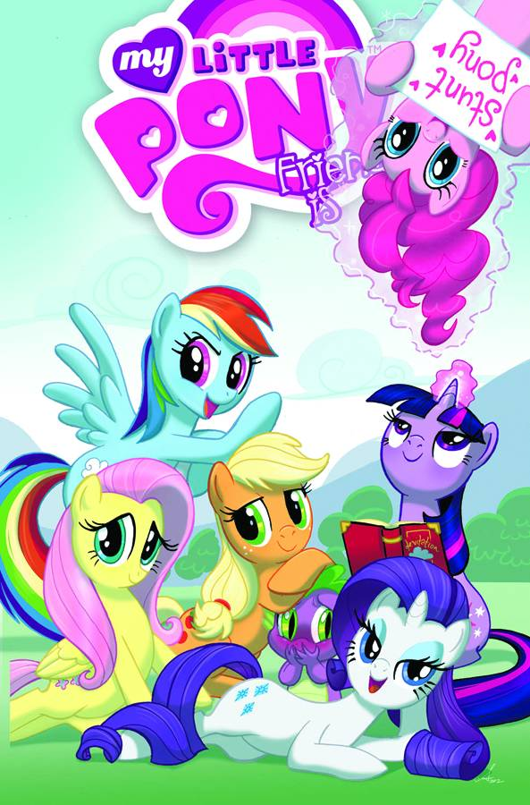 My Little Pony TP Friendship is Magic V2
