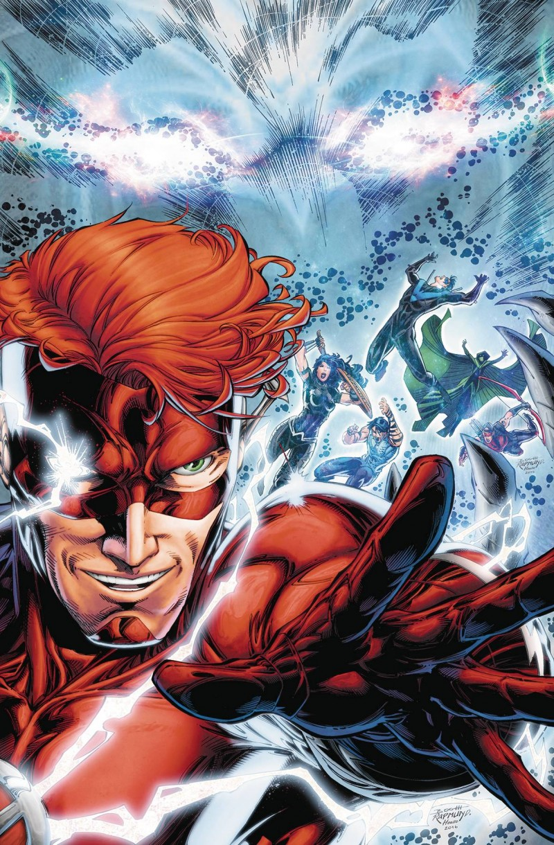 Titans TP Rebirth V1 Return of Wally West