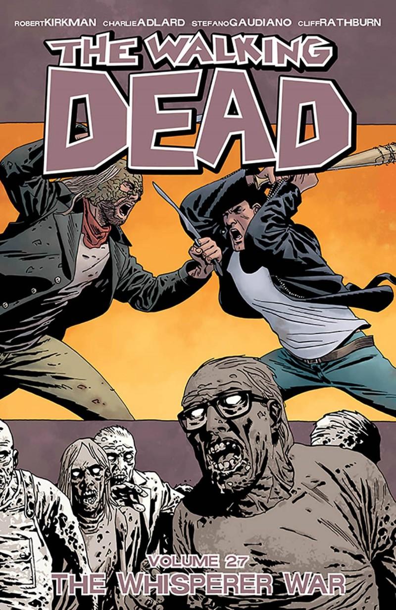 Walking Dead TP V27 Whisperer War