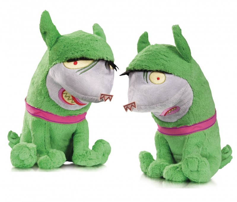 DC Plush Super Pets Crackers and Giggles