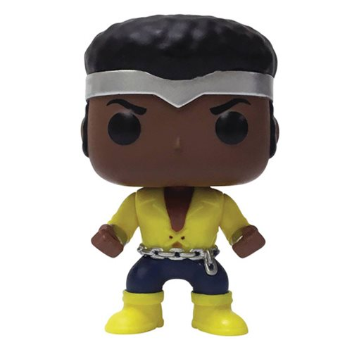 Funko Pop Marvel Luke Cage Classic Version PX Exclusive