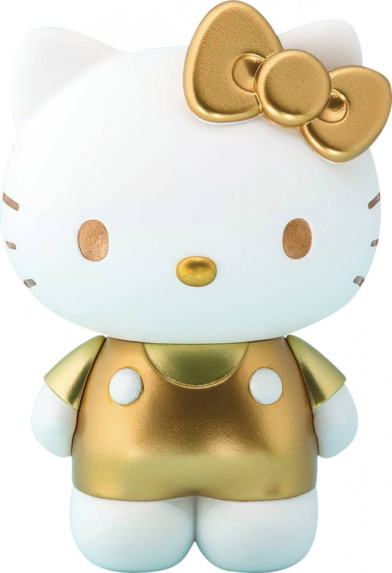 Hello Kitty Figuarts Zero Gold Version