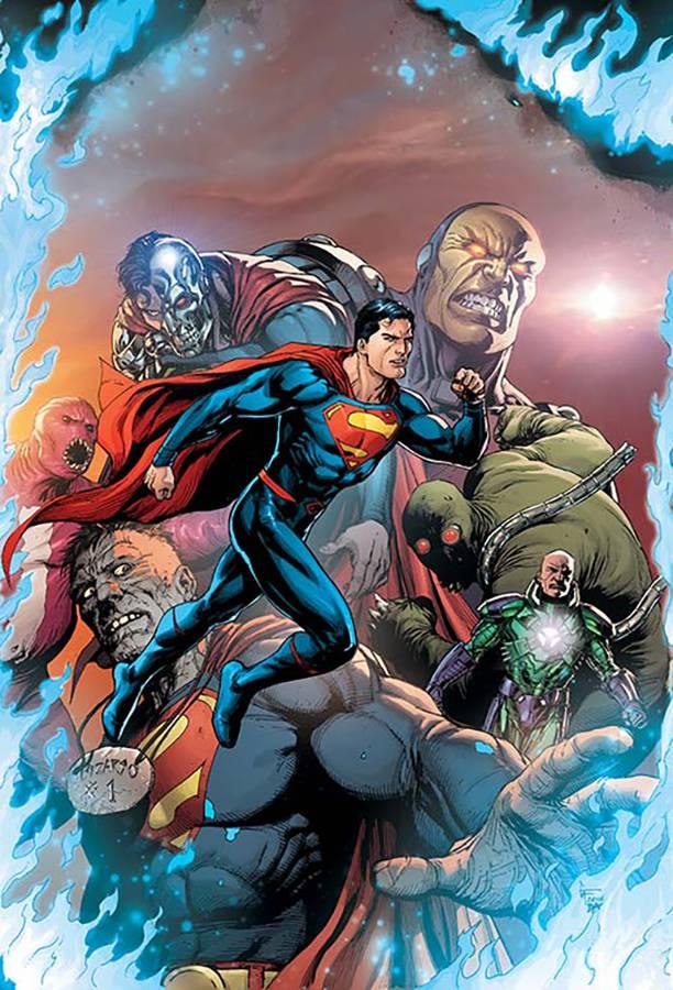 Action Comics #975 CVR B